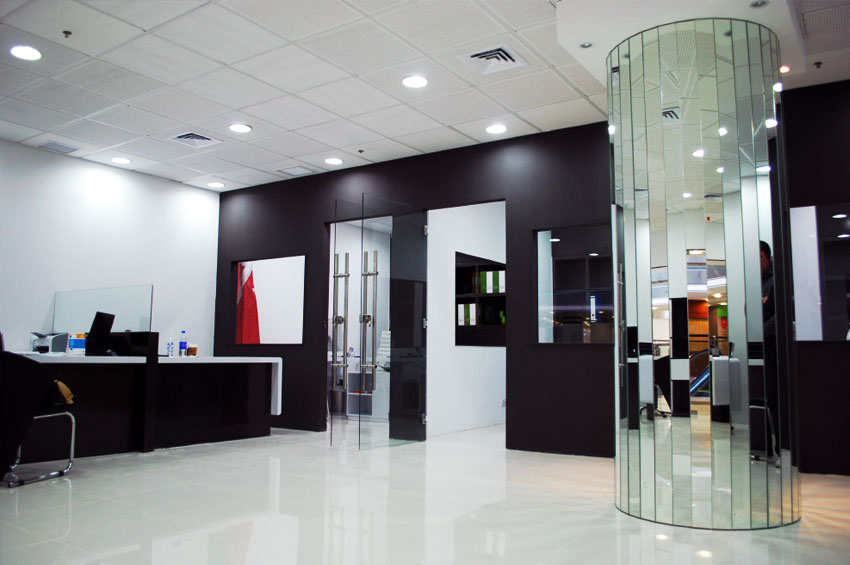 office interior kuwait