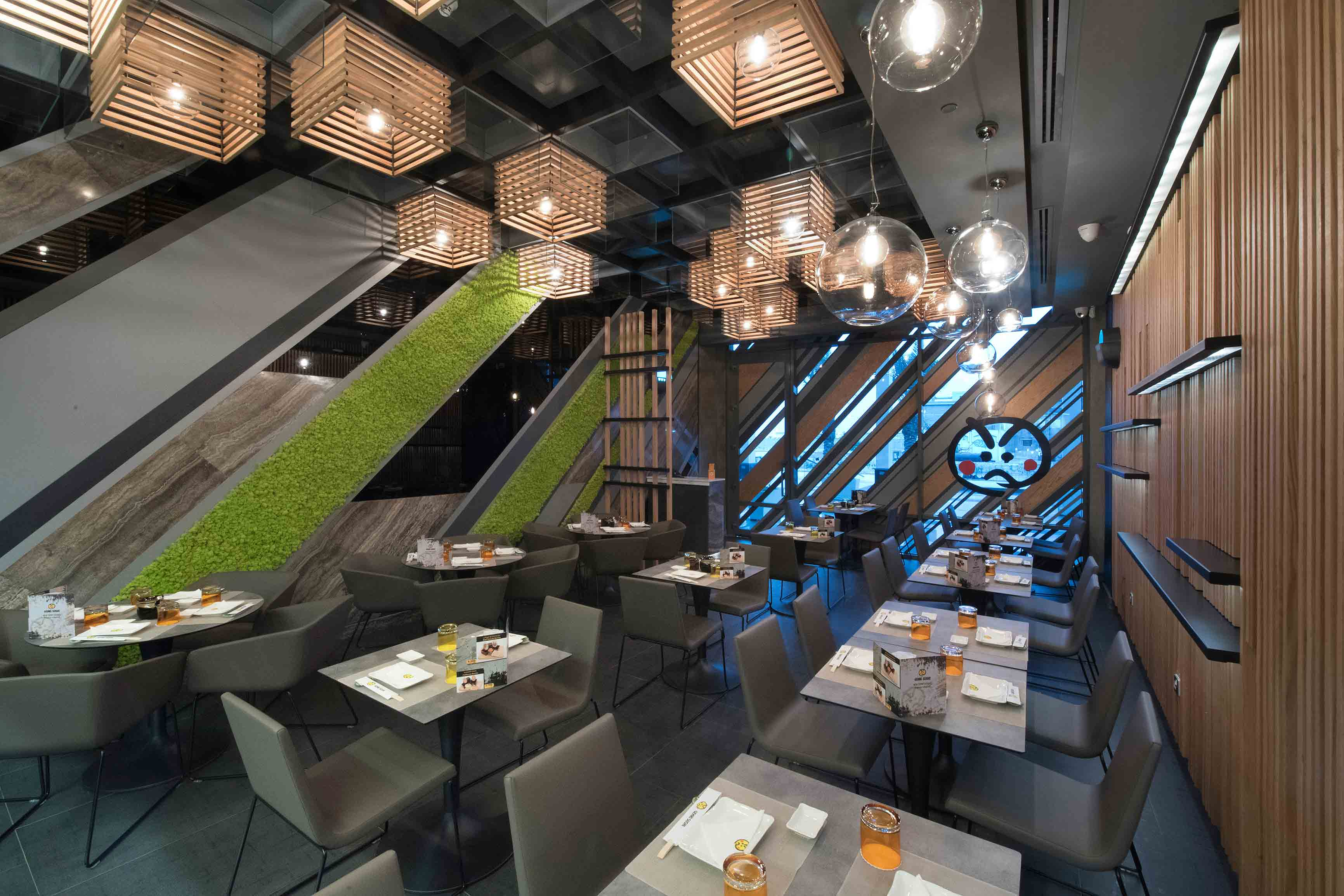 Restaurant Coffee Shop interior design and production kuwait