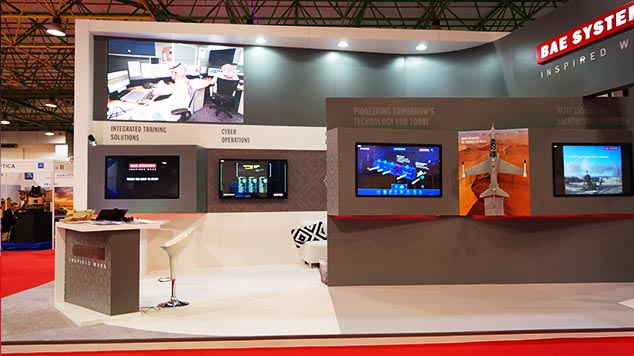 exhibition stand company in kuwait