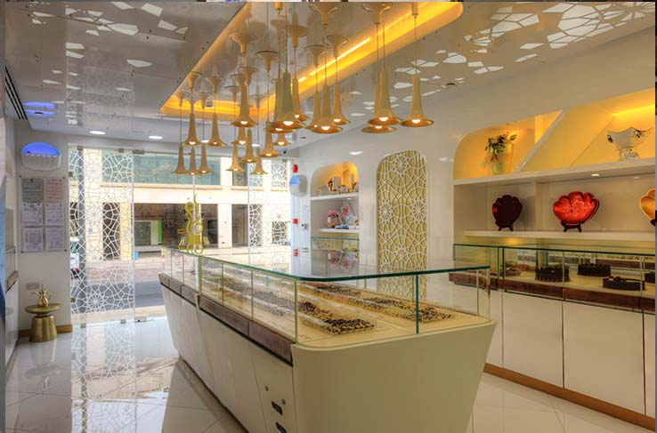 shop interior designing company in kuwait