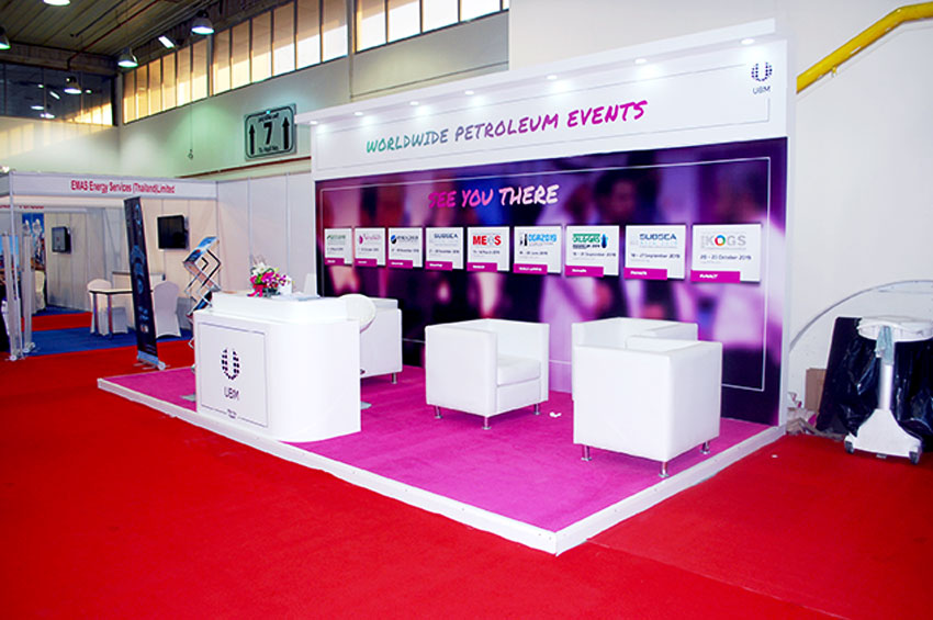 exhibition stand production company in kuwait